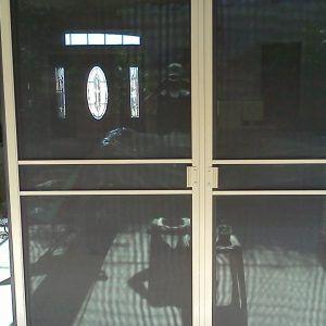 Fixing Screen Door Closer