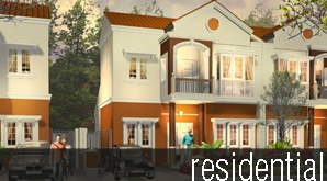 Galuh Mas Karawang Residential Area