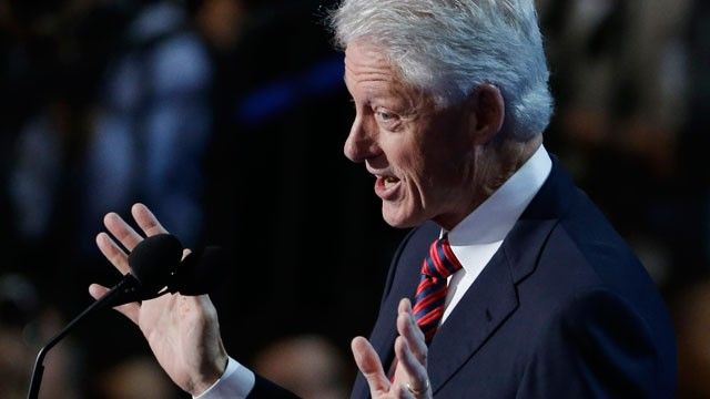 TEXT of Former President Bill Clinton speaks to delegates at the Democratic National Convention in Charlotte, N.C., on September 5, 2012.