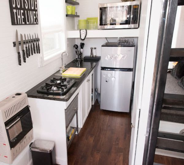 The 25 Best Tiny House Kitchens Ideas On Pinterest Tiny House