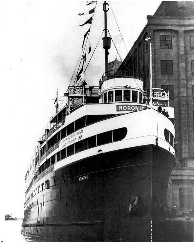 Pin On Great Lakes Passenger Ships