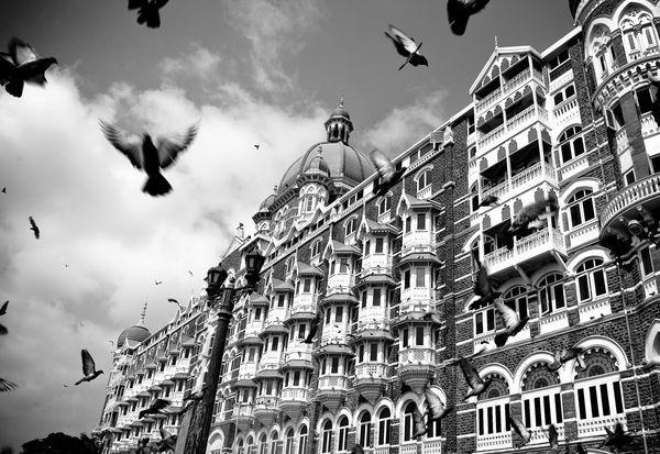 Hotel le Taj a Mumbai