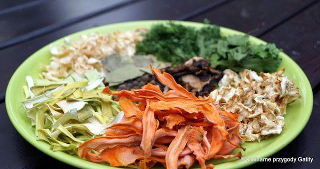 Kulinarne przygody Gatity: Domowa vegeta