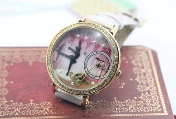 Lovely watch, use it to increase your princess temperament!