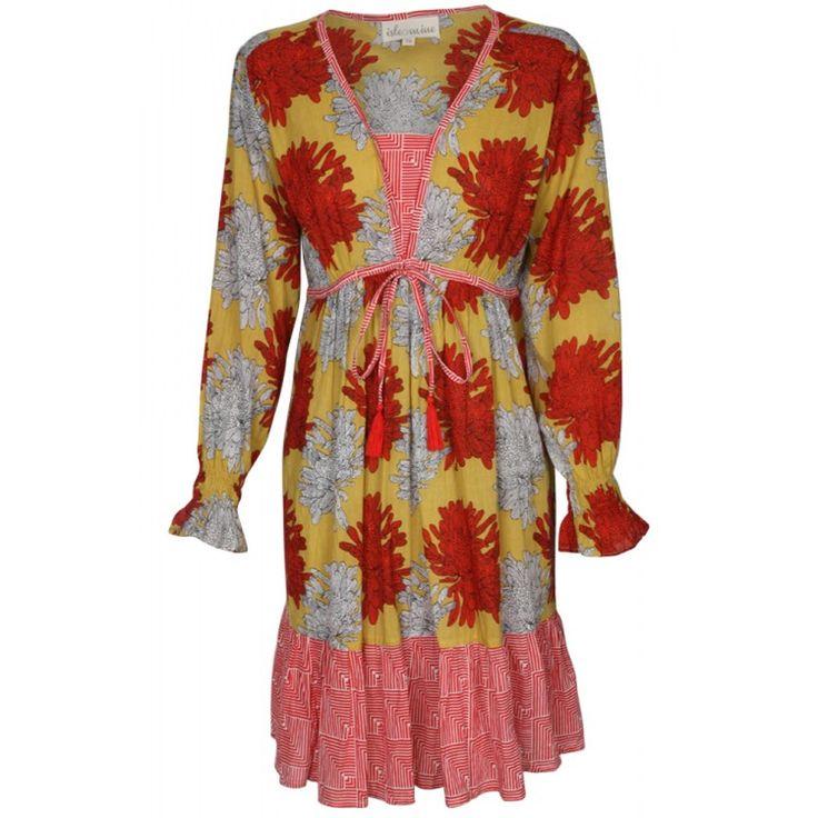 Isle of Mine Makalu Dress-Mist
