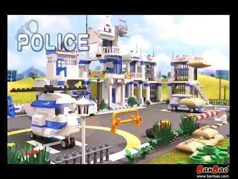 BanBao Police series