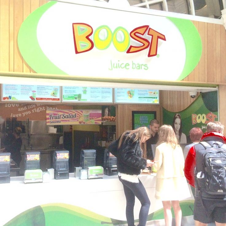 The Boost Juice Bars' number 1 priority is their customers, therefore they offer the best fresh juice thanks to our Versatile Pro.