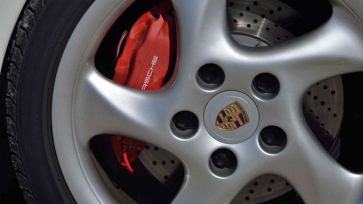 1996 Porsche 911 Carrera 4S - 10