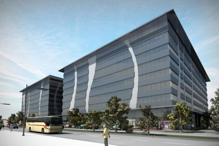 Hermes Business Campus- Concept- foto 2