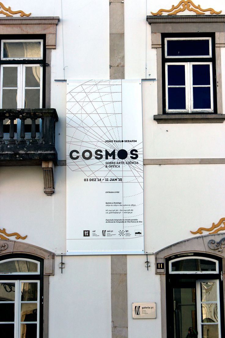 Exhibition - Cosmos on Behance