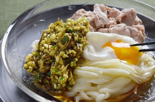 香味野菜だれが旨い! 冷凍うどんで冷しゃぶうどん by 調理師/料理家 槙 かおる | レシピサイト「Nadia | ナディア」プロの料理を無料で検索