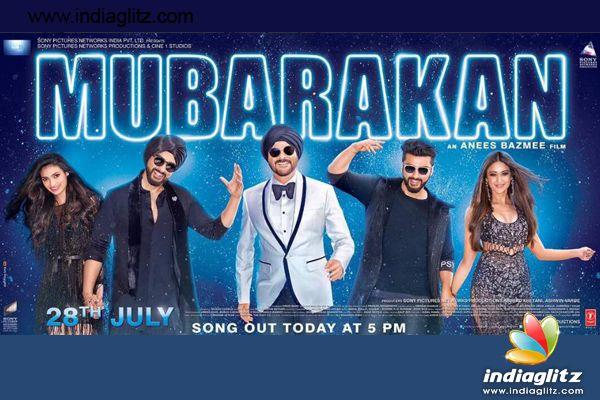 Mubarakan Full Movie Watch Online   Plot  Karan (Arjun Kapoor) is based in London while Charan (Arjun Kapoor), his twin brother, lives in...