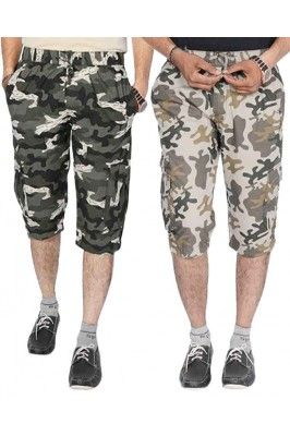 Get a touch of cool trend to your look by getting this pack of 2 cotton cargo shorts for men #cargoshorts #mencargoshorts #onlinecargoshorts #cottoncargoshorts #summerfashion #armyprintedshorts #menshortsonline Buy now-  https://trendybharat.com/offer-zone/offer-alert/independence-day-sale/pack-of-2-cotton-cargo-shorts-for-men-cap23-combo