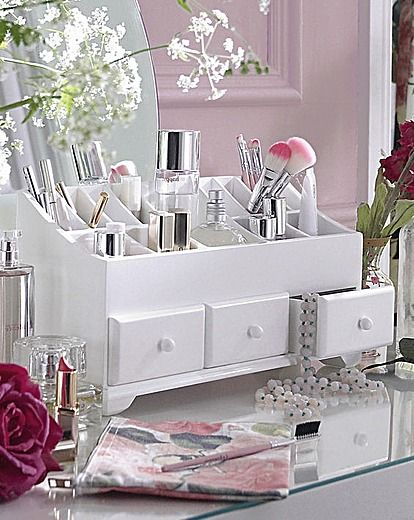 Dressing Table Caddy | House of Bath