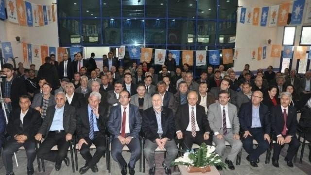 AK Parti Sandıklı 5. Olağan Kongresi yapıldı