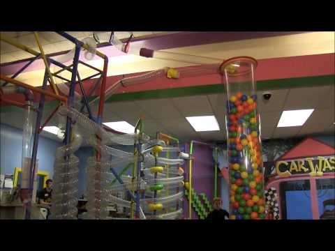 Ball Blower - YouTube