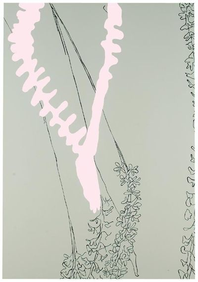 Gary Hume, PINK ORCHID