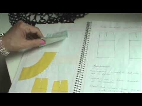 Alta Costura Clase 5, Tips y Cuaderno de apuntes compartido por Ara - YouTube