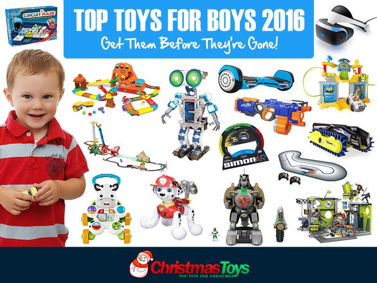 Toys For Christmas List : Top toys for boys are here check out the best