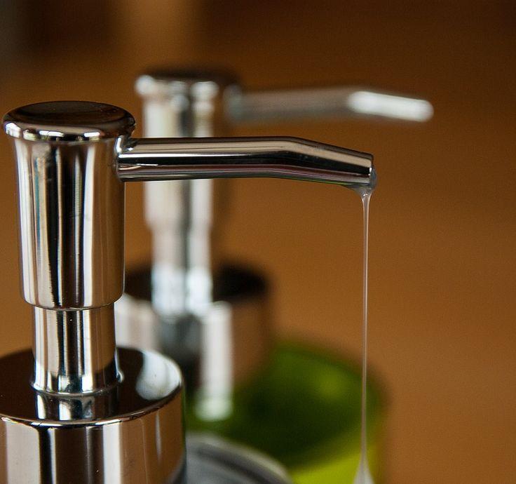 Fabriquez votre savon liquide thym-lavande-citron