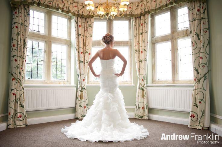 Bride, Beautiful Dress, Selsdon Park Hotel, mermaid/fishtail Dress, Elegant Bride, Andrew_Franklin