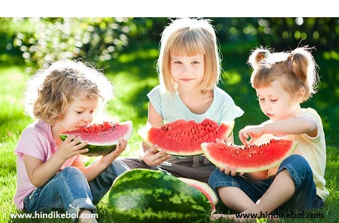 Health And Beauty Benefits Of Watermelon in Hindi, Tarbooz Kay Beshamar Faide, Watermelon Seeds Benefits In Hindi