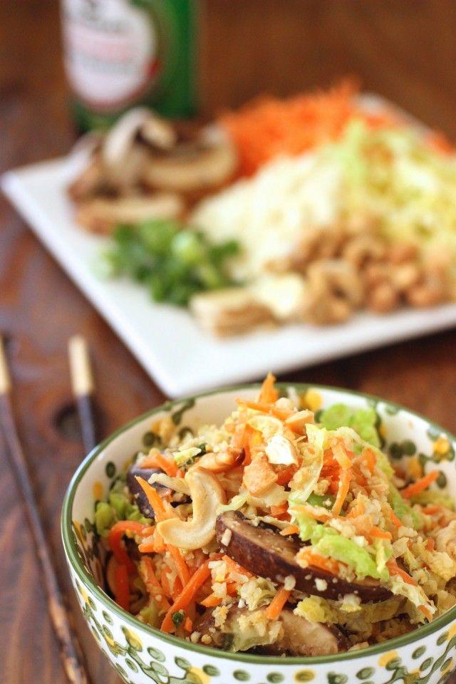 Cauliflower Fried Rice Craving Something Healthy