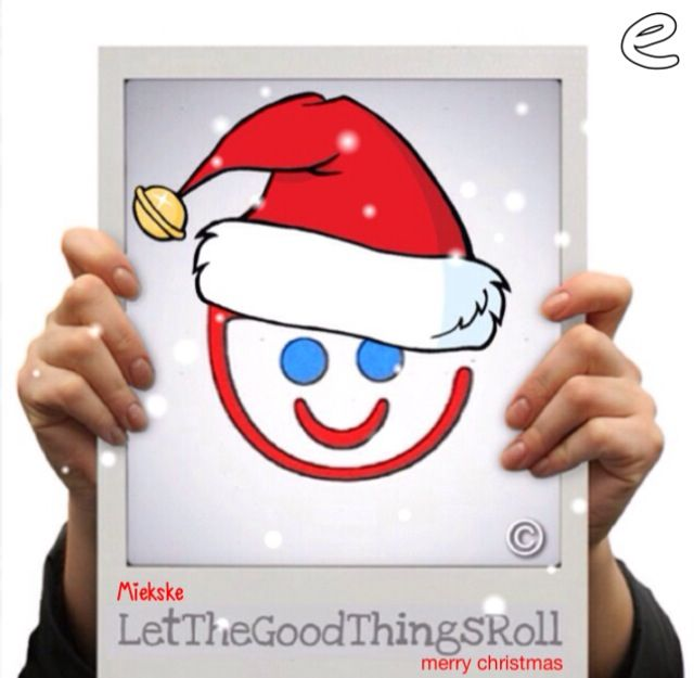 """""""e"""" let the good things roll +:)"""