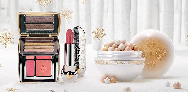 Maquillage Noël 2015 #guerlain