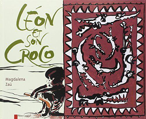 Léon vit dans un village africain où il fait très chaud. Heureusement, il y a de l'eau. Mais un crocodile vit dans le fleuve et quand Léon tombe à l'eau, il doit se battre avec le gros animal. Léon en viendra à bout.