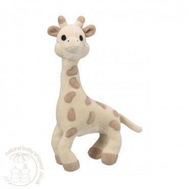 Sophie la Giraffe - Soft Sophie www.naturalbabyshower.co.uk/sophie-la-giraffe-soft-sophie.html