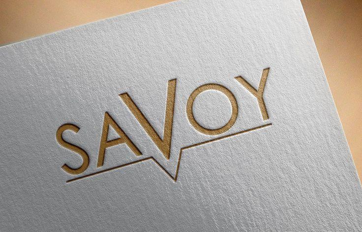 Skoluppgift i typografi och färghantering, där uppdraget var att skapa en logotyp samt broschyr till lyxhotellet Savoy. Känslan skulle vara exklusiv men samtidigt kännas modern.  Skapad i InDesign.
