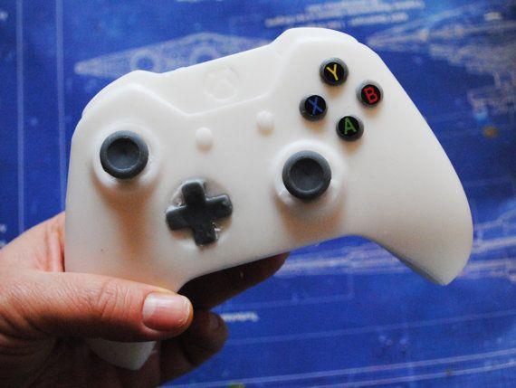 XBOX one parody controller handmade Parody Soap  by NerdySoap