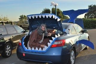 Trunk or Treat- Jonah and the Whale