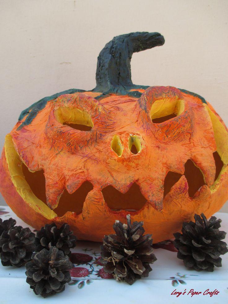 Cute little pumpkin :)