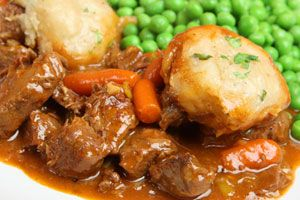 Beef Stew With Dumplings and more recipes