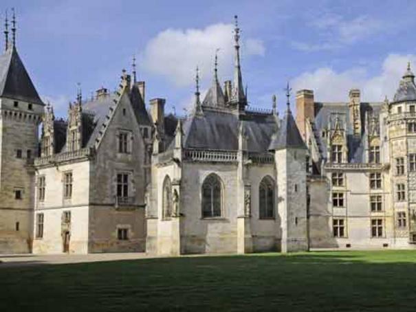 Château de Meillant - Trésors d'histoire - L'essentiel du Berry - Berry Province
