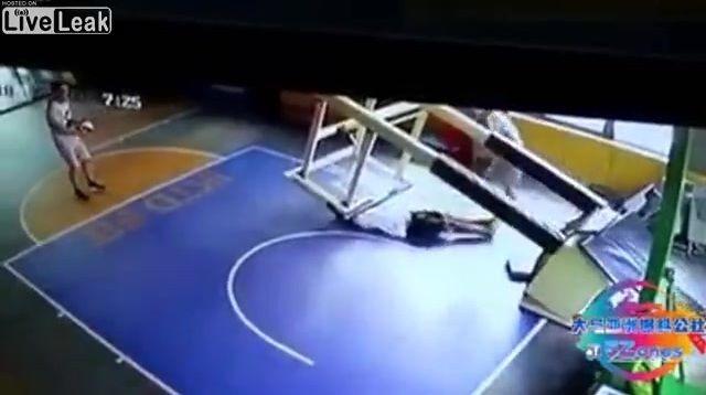 جريدة النهار الكويتية On Instagram نهاية مروعة لشاب أثناء لعبة كرة السلة تعرض شاب لحادث مروع أثناء لعبة كرة السلة في أحد الم Basketball Basketball Court Axd