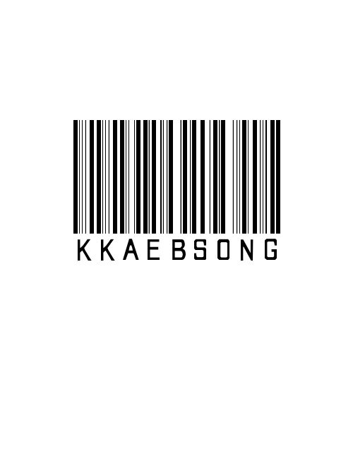 Kkaebsong~ said when you mess-up, disappointment. when you say something funny, but not laughed at by anyone except yourself.