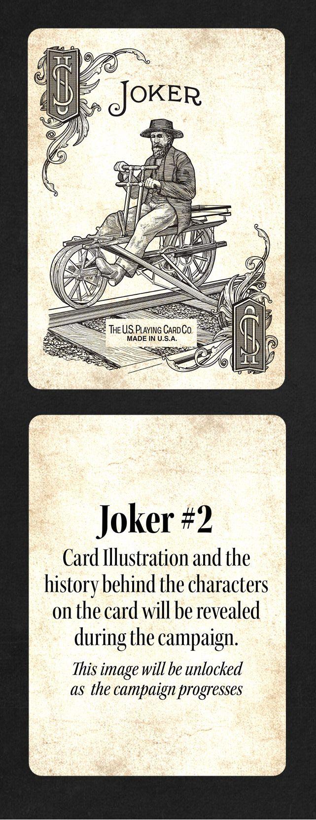 Golden Spike Bicycle® Playing Cards by Jody Eklund — Kickstarter. Gorgeous deck - pledge on Kickstarter now!