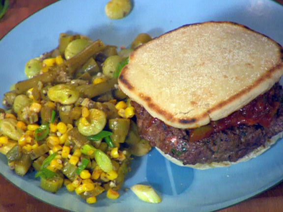 132 best english muffin munches images on pinterest english kentucky burgoo burgers and southern succotash forumfinder Choice Image