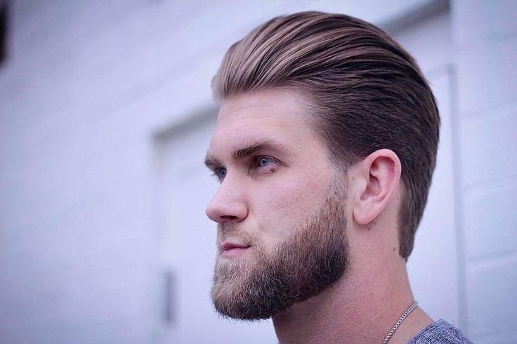 Galerry Bryce Harper Spike Hairstyle