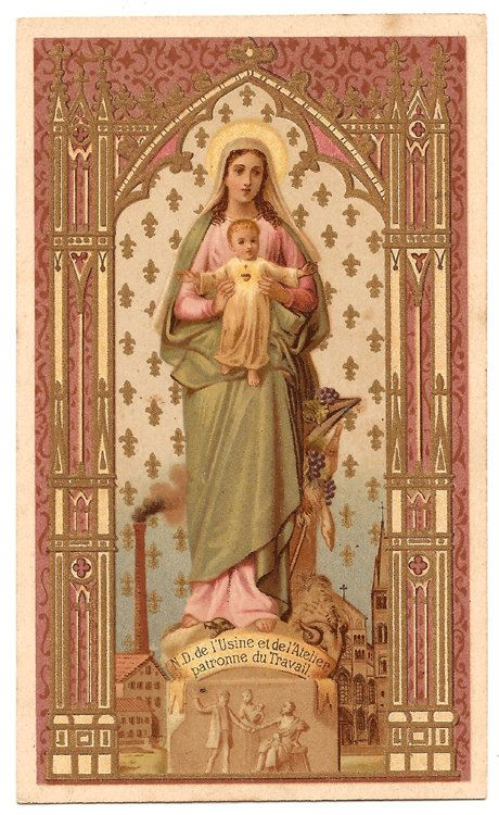 790 best Blessed Virgin Mary & Baby Jesus images on ...