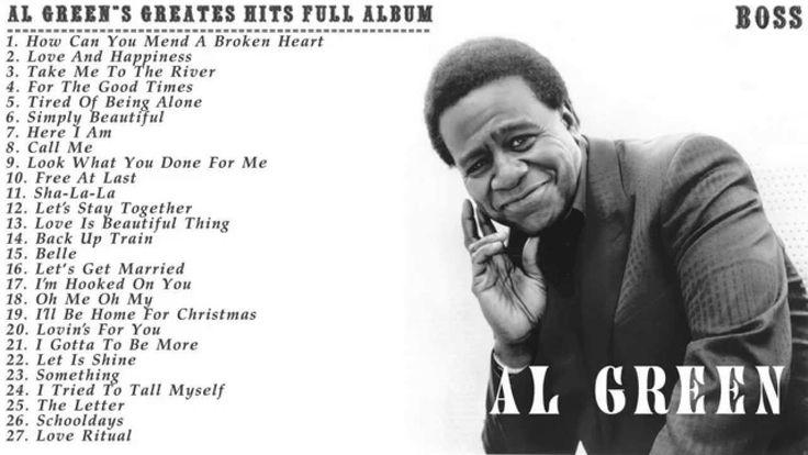 AL GREEN | Best Songs Of Al Green | Al Green Greatest Hits Full Album