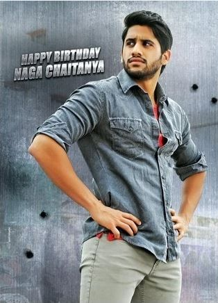 Naga Chaitanya First Look in Sudheer Varma Movie