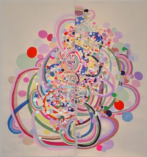 fantastic painting