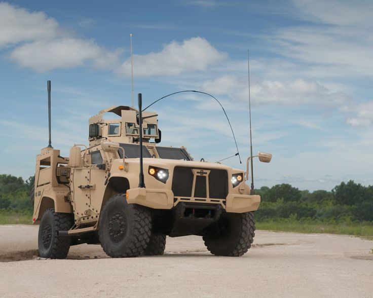 BBC - Autos - The Oshkosh JLTV, the US Army's Hummer replacement...