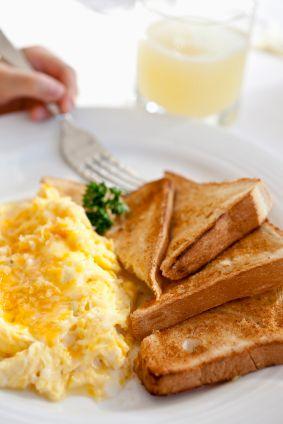 List of great healthy breakfast ideas