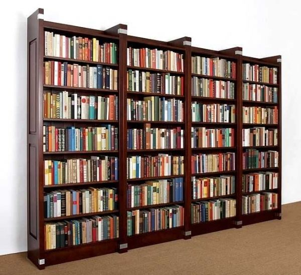 b cherwand massivholz erle im nussbaumton wohnzimmer. Black Bedroom Furniture Sets. Home Design Ideas