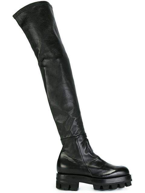 ALYX thigh high boots. #alyx #shoes #boots